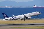 yabyanさんが、中部国際空港で撮影した中国東方航空 A321-231の航空フォト(写真)