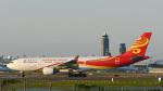 パンダさんが、成田国際空港で撮影した香港航空 A330-223の航空フォト(写真)