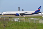 Dreamliner_NRT51さんが、成田国際空港で撮影したアエロフロート・ロシア航空 777-3M0/ERの航空フォト(写真)