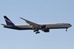 camelliaさんが、成田国際空港で撮影したアエロフロート・ロシア航空 777-3M0/ERの航空フォト(写真)