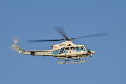 けんちゃんさんが、宇都宮飛行場で撮影した海上保安庁 412EPの航空フォト(飛行機 写真・画像)