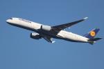 OMAさんが、羽田空港で撮影したルフトハンザドイツ航空 A350-941XWBの航空フォト(写真)