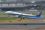 MA~RUさんが、羽田空港で撮影した全日空 A321-211の航空フォト(写真)