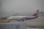JA8037さんが、香港国際空港で撮影したSF エアラインズ 737-31B(SF)の航空フォト(写真)