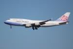 OMAさんが、成田国際空港で撮影したチャイナエアライン 747-409の航空フォト(写真)