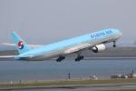 MA~RUさんが、羽田空港で撮影した大韓航空 777-3B5の航空フォト(写真)