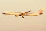 OMAさんが、成田国際空港で撮影したチャイナエアライン A330-302の航空フォト(写真)