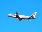 むらさめさんが、新千歳空港で撮影したジェットスター・ジャパン A320-232の航空フォト(写真)