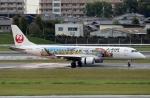 ハピネスさんが、伊丹空港で撮影したジェイ・エア ERJ-190-100(ERJ-190STD)の航空フォト(飛行機 写真・画像)