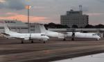 CL&CLさんが、鹿児島空港で撮影した日本エアコミューター DHC-8-402Q Dash 8の航空フォト(写真)