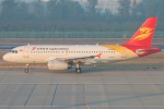 たみぃさんが、北京首都国際空港で撮影した北京首都航空 A319-132の航空フォト(写真)