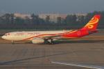 たみぃさんが、北京首都国際空港で撮影した海南航空 A330-243の航空フォト(写真)