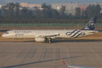 たみぃさんが、北京首都国際空港で撮影した中国南方航空 A321-231の航空フォト(写真)