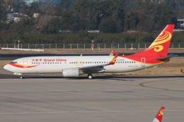 たみぃさんが、北京首都国際空港で撮影した大新華航空 737-84Pの航空フォト(飛行機 写真・画像)