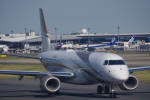 JA8037さんが、成田国際空港で撮影したMGMミラージュ ERJ-190-100 ECJ (Lineage 1000)の航空フォト(写真)