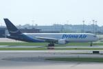 zettaishinさんが、シンシナティ・ノーザンケンタッキー国際空港で撮影したアマゾン・プライム・エア 767-33A/ER(BDSF)の航空フォト(写真)