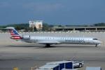 zettaishinさんが、シンシナティ・ノーザンケンタッキー国際空港で撮影したアメリカン・イーグル CL-600-2D24 Regional Jet CRJ-900の航空フォト(写真)