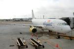 zettaishinさんが、シンシナティ・ノーザンケンタッキー国際空港で撮影したアレジアント・エア A320-214の航空フォト(写真)