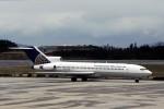 LEVEL789さんが、広島空港で撮影したコンチネンタル航空 727-2F9/Advの航空フォト(写真)