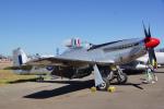 ちゃぽんさんが、アバロン空港で撮影したオーストラリア空軍 P-51D Mustangの航空フォト(飛行機 写真・画像)