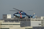 とらとらさんが、成田国際空港で撮影した千葉県警察 BK117C-1の航空フォト(写真)