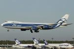 とらとらさんが、成田国際空港で撮影したエアブリッジ・カーゴ・エアラインズ 747-83QFの航空フォト(写真)