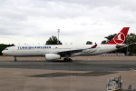 セブンさんが、パリ シャルル・ド・ゴール国際空港で撮影したターキッシュ・エアラインズ A330-343Xの航空フォト(飛行機 写真・画像)