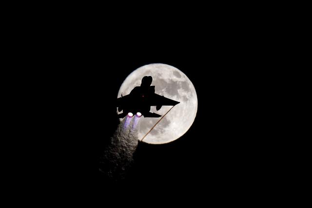 いっち〜@RJFMさんが、新田原基地で撮影した航空自衛隊 F-15の航空フォト(飛行機 写真・画像)
