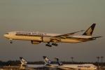 とらとらさんが、成田国際空港で撮影したシンガポール航空 777-312/ERの航空フォト(写真)