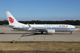 航空フォト:B-1397 中国国際航空 737 MAX 8