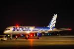 Cygnus00さんが、千歳基地で撮影したナショナル・エアラインズ 757-28Aの航空フォト(写真)
