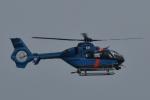 ワイエスさんが、宮崎空港で撮影した宮崎県警察 EC135T2+の航空フォト(写真)