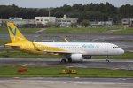 NISSY(NSY)さんが、成田国際空港で撮影したバニラエア A320-214の航空フォト(写真)