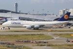 関西国際空港 - Kansai International Airport [KIX/RJBB]で撮影されたルフトハンザ・ドイツ航空 - Lufthansa [LH/DLH]の航空機写真