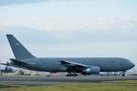 うめやしきさんが、横田基地で撮影したボーイング KC-46A (767-2LK/ER)の航空フォト(写真)