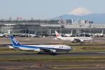 VEZEL 1500Xさんが、羽田空港で撮影した全日空 777-281/ERの航空フォト(写真)