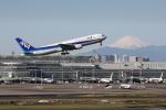 VEZEL 1500Xさんが、羽田空港で撮影した全日空 767-381の航空フォト(写真)