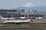 VEZEL 1500Xさんが、羽田空港で撮影したブリティッシュ・エアウェイズ 777-36N/ERの航空フォト(写真)