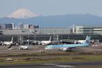 VEZEL 1500Xさんが、羽田空港で撮影した大韓航空 777-2B5/ERの航空フォト(写真)