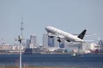 VEZEL 1500Xさんが、羽田空港で撮影した全日空 777-281の航空フォト(写真)