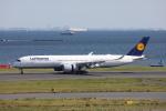 VEZEL 1500Xさんが、羽田空港で撮影したルフトハンザドイツ航空 A350-941XWBの航空フォト(写真)