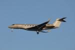 VEZEL 1500Xさんが、羽田空港で撮影したウィルミントン・トラスト・カンパニー G500/G550 (G-V)の航空フォト(写真)