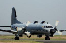 うめやしきさんが、入間飛行場で撮影した航空自衛隊 YS-11A-402EBの航空フォト(写真)