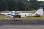MOR1(新アカウント)さんが、コスフォード空軍基地で撮影したイギリス空軍 G115E Tutor T1の航空フォト(写真)