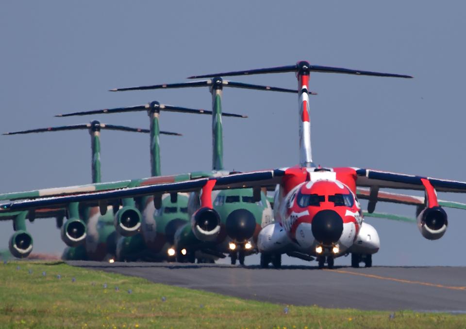 じーく。さんの航空自衛隊 Kawasaki C-1 (78-1026) 航空フォト