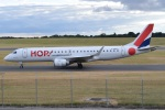 MOR1(新アカウント)さんが、バーミンガム国際空港で撮影したエールフランス・オップ! ERJ-190-100 LR (ERJ-190LR)の航空フォト(写真)