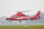 kaeru6006さんが、立川飛行場で撮影した東京消防庁航空隊 AS365N3 Dauphin 2の航空フォト(写真)