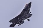 筑波のヘリ撮りさんが、朝霞駐屯地で撮影した航空自衛隊 F-35A Lightning IIの航空フォト(写真)
