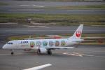 チャッピー・シミズさんが、羽田空港で撮影したジェイ・エア ERJ-190-100(ERJ-190STD)の航空フォト(写真)