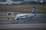 JAL4401さんが、名古屋飛行場で撮影した三菱航空機 MRJ90STDの航空フォト(写真)